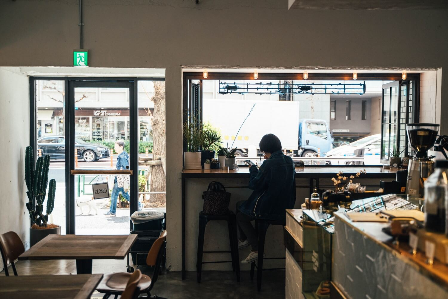 Daikanyama duct coffee lab 0007